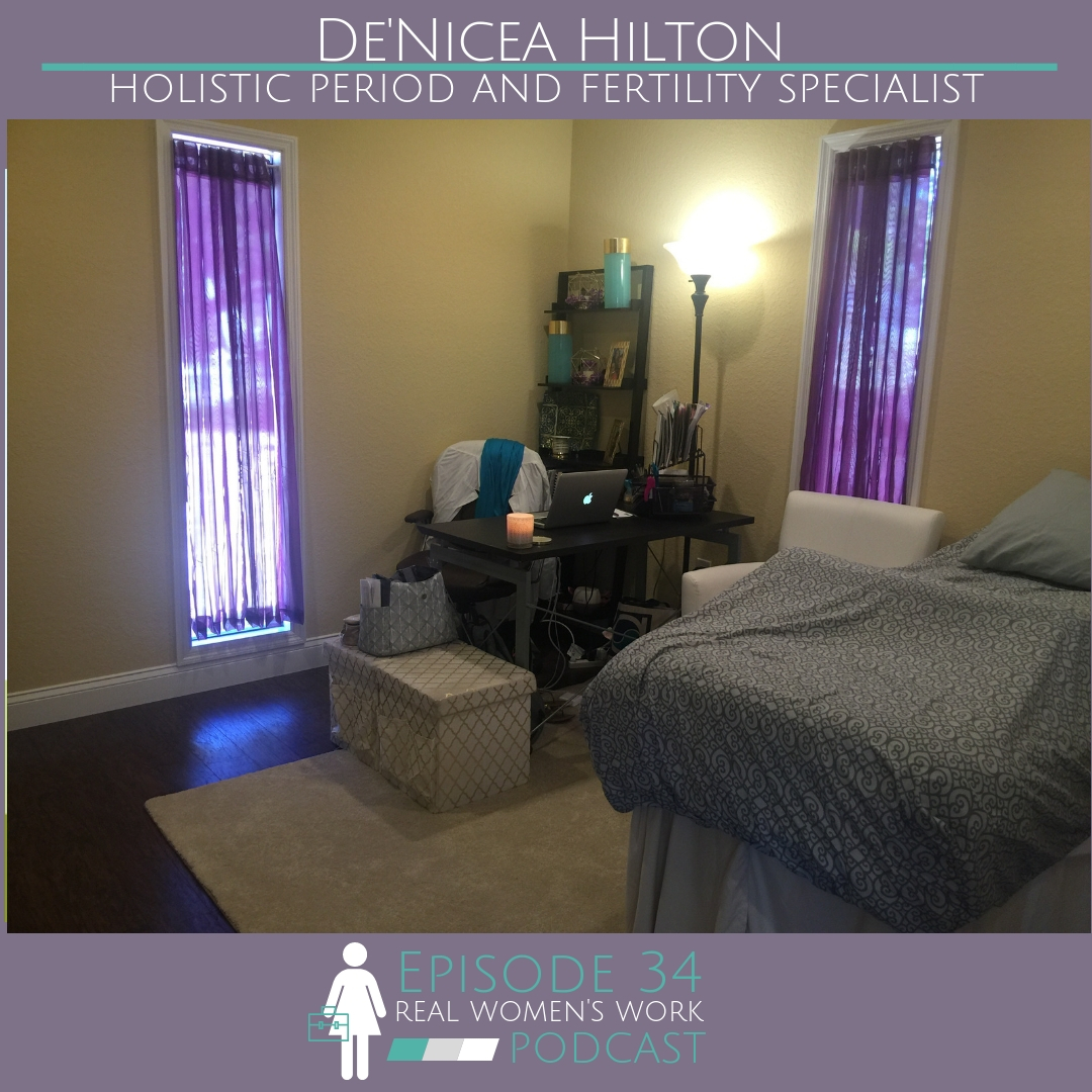 Doctor of Oriental Medicine with De'Nicea Hilton